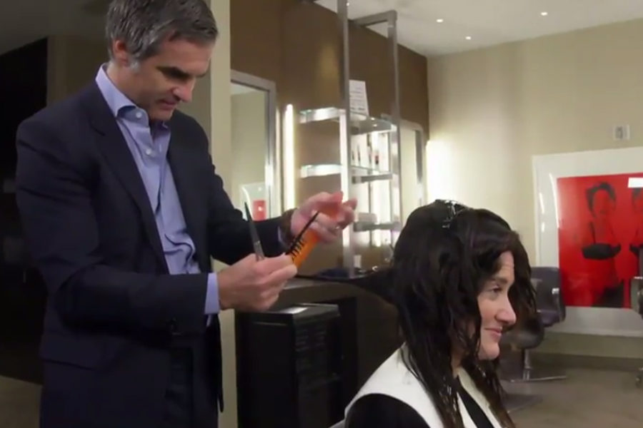 Treat Yourself - What a $1,000 Haircut From Julien Farel Really Looks Like