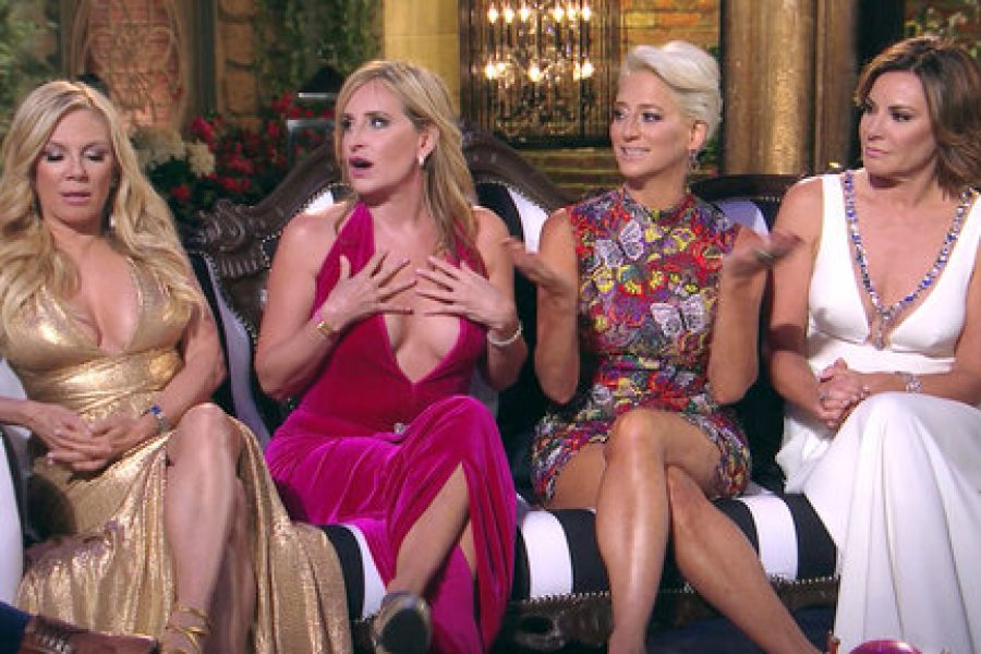 Whats The Deal With Sonja Morgan's Relationships?