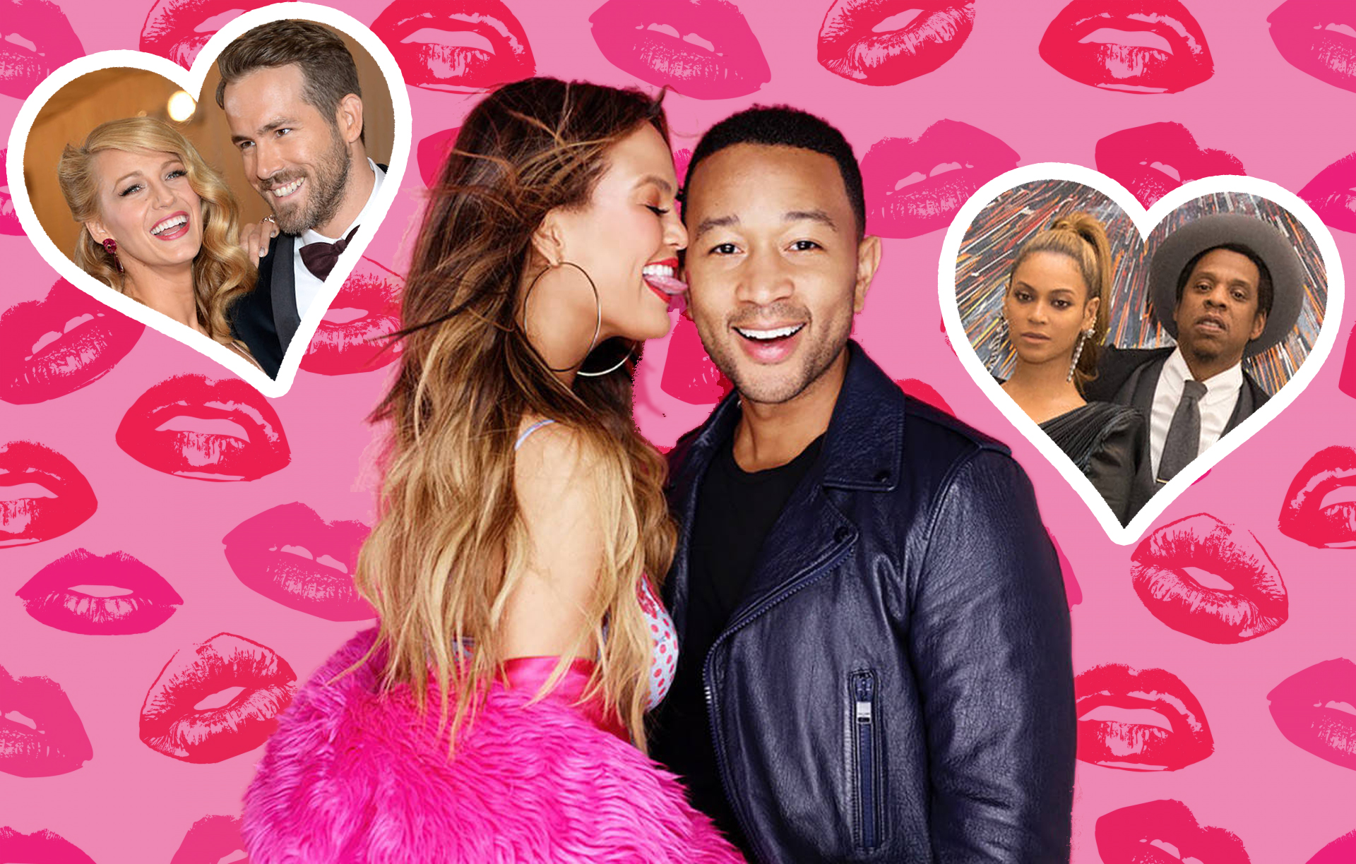 15 Celeb Couples Who Prove Love Isn\'t Dead - Bravo New Zealand