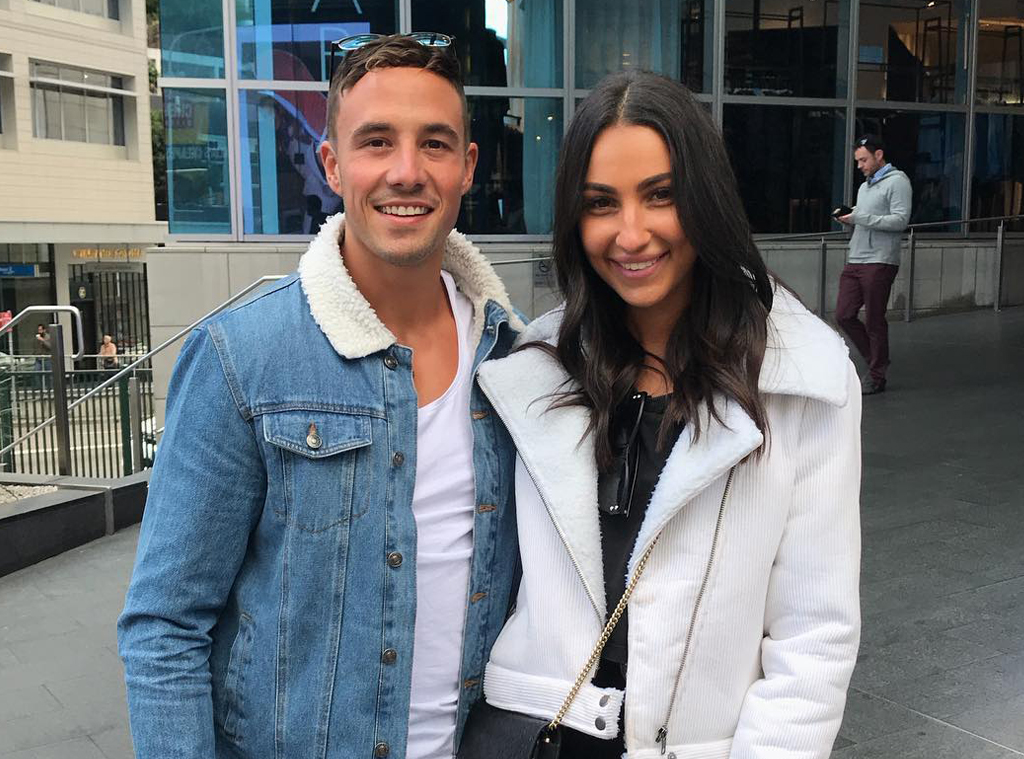 Love Island Australia winners Tayla and Grant have split after 2 weeks
