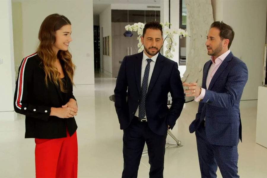 Cassidy Checks Out a Million Dollar Listing With the Altman Brothers: Full Video