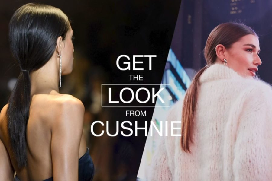 How To Recreate the Look From Cushnie's NYFW Show