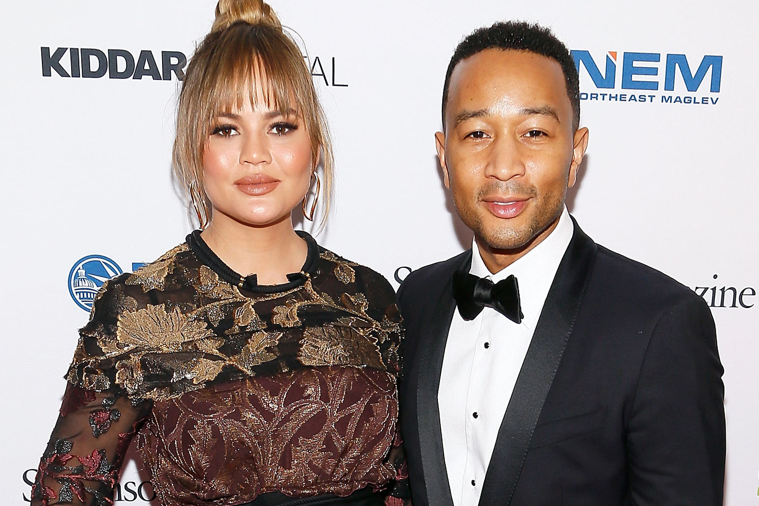 Chrissy Teigen And John Legend Welcome Baby Boy