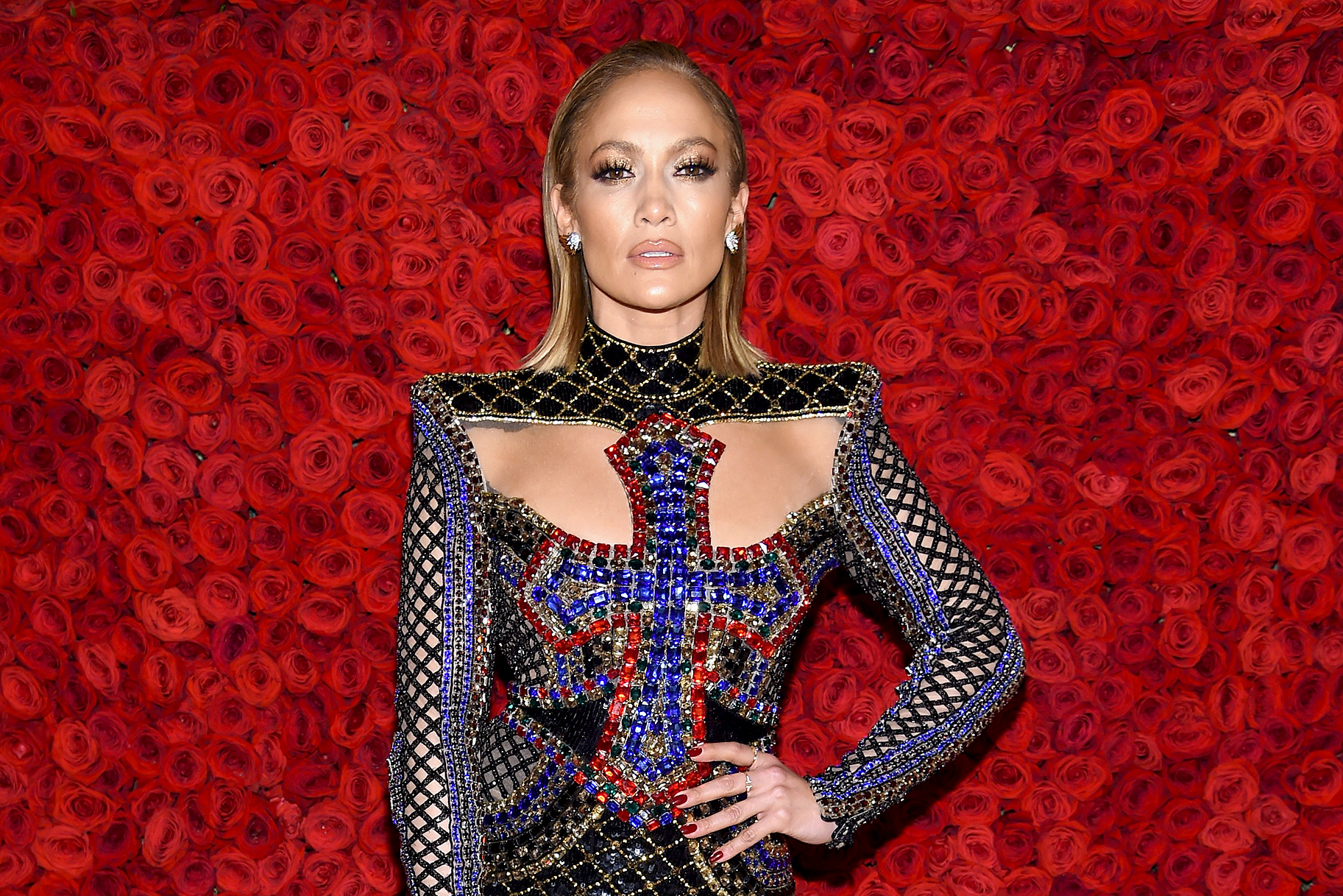 Bikini-clad Jennifer Lopez looks incredible as she celebrates 49th birthday