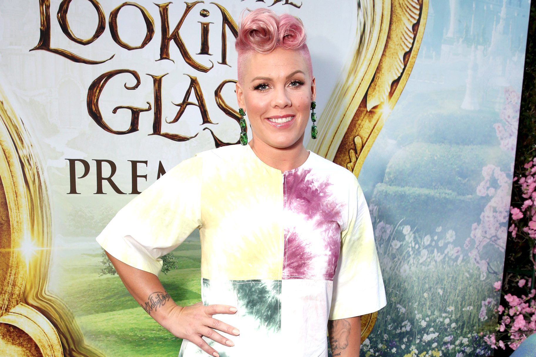 Pink Had the Perfect Response to a Troll Who Said She Looks 'So Old'