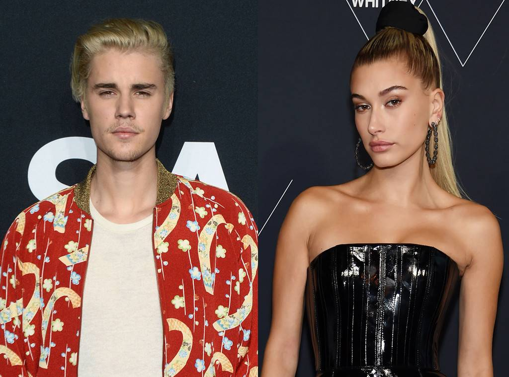 Image result for justin Bieber and Hailey Baldwin's