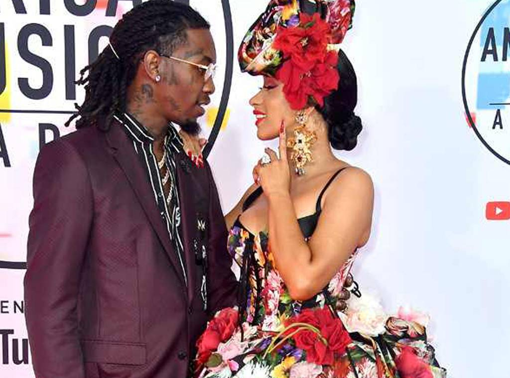 Offset Gets His Cardi B S Daughter S Name Tattooed On: Offset Apologizes To Cardi B For Heartbreak On Father Of 4