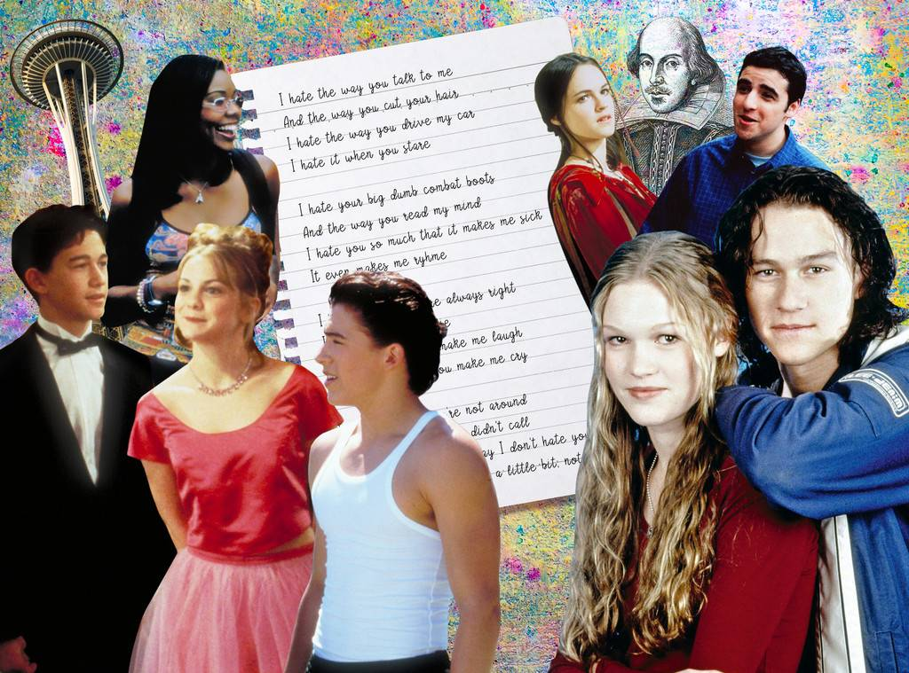 Real-Life Romance, Casting What-Ifs and Problems Drawing a Penis: 20  Secrets From 10 Things I Hate About You