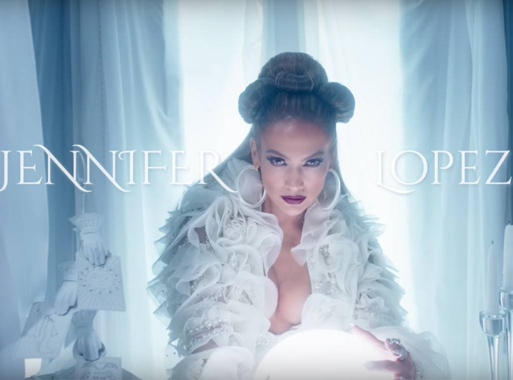 Jennifer Lopez introduced a new clip