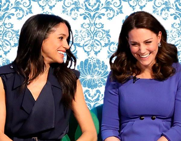 Kensington Palace spokesperson takes unusual step of addressing the Meghan & Kate 'feud'