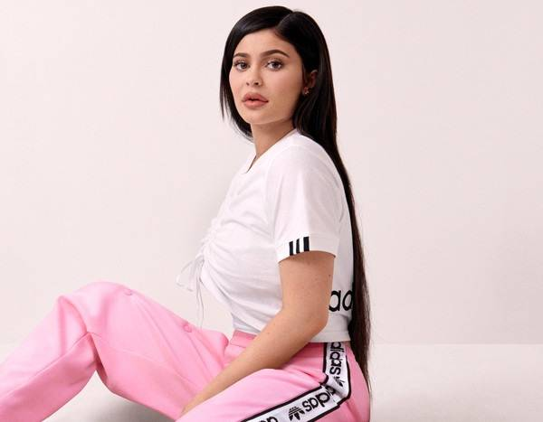 200b7fdfb37 Kylie Jenner Is Now a Part of the Adidas Family With Kendall Jenner and  Kanye West