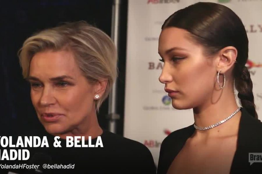 Yolanda Hadid Offers an Update on Her Lyme Disease Journey