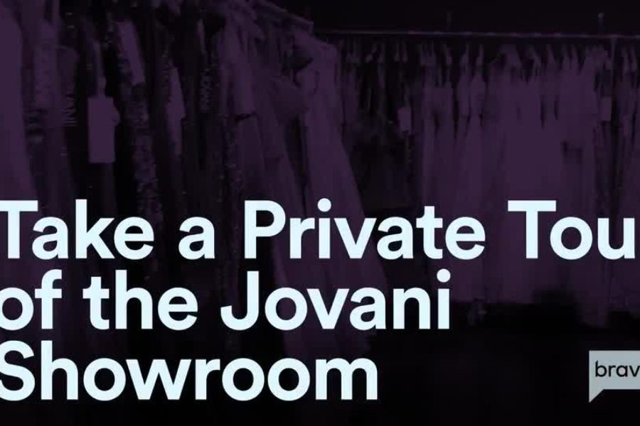 Take a Tour of the Jovani Showroom