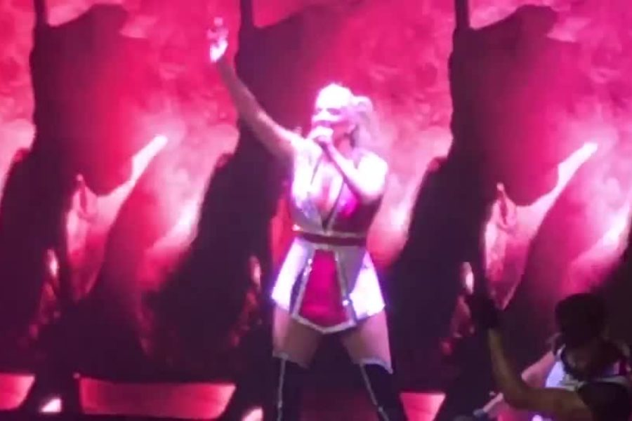Go Backstage at an Erika Jayne Concert