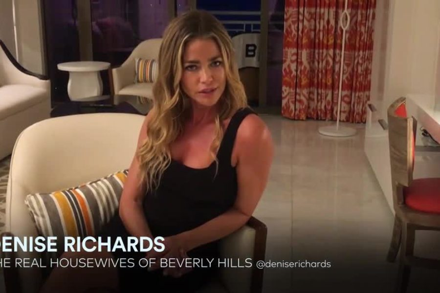 Denise Richards on Joining The Real Housewives of Beverly Hills