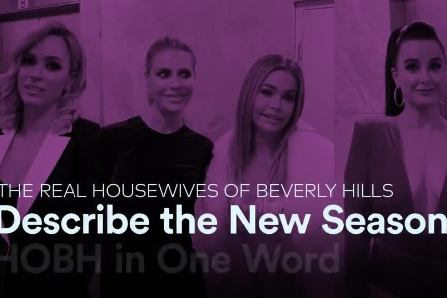 Describe Season 9 of The Real Housewives of Beverly Hills in One Word