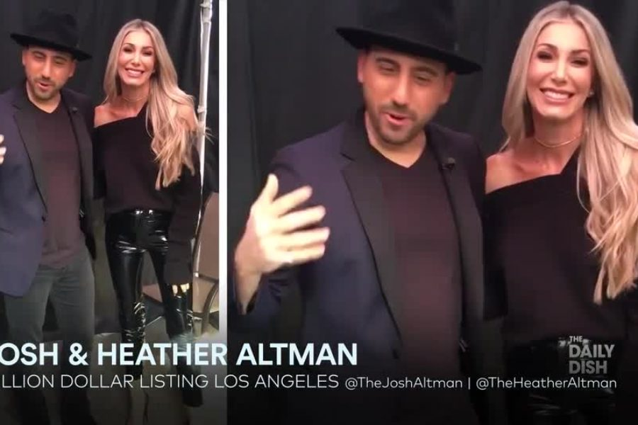 Josh and Heather Altman Have a Special Announcement