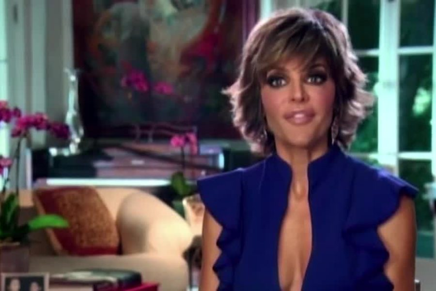 Lisa Rinna Is a True Style Queen