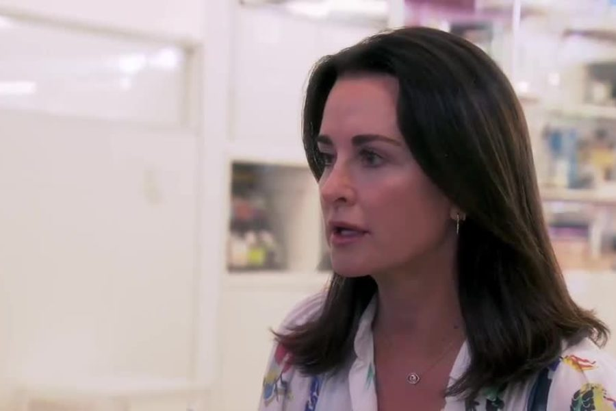 Kyle Richards Is a Hypochondriac
