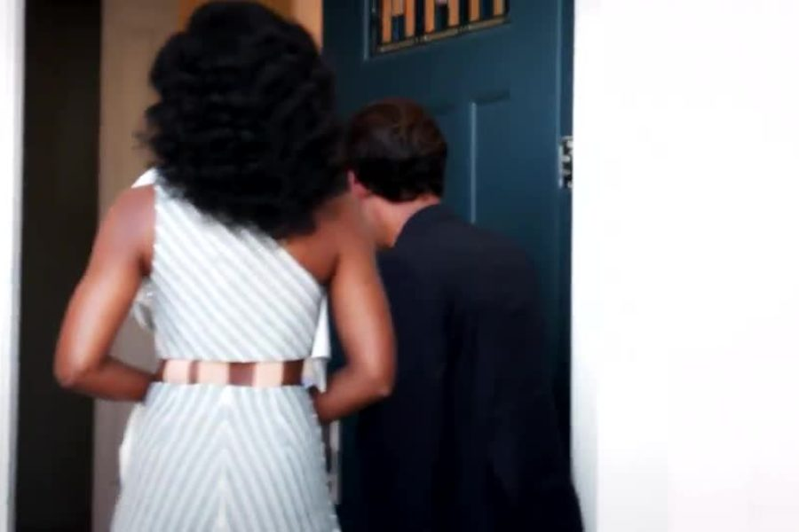 James Harris May Have Just Wowed Kelly Rowland With This Closet
