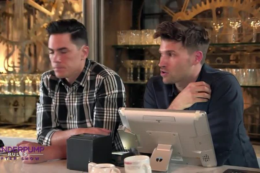James Kennedy Erupts at Tom Schwartz After Being Disinvited From Mexico