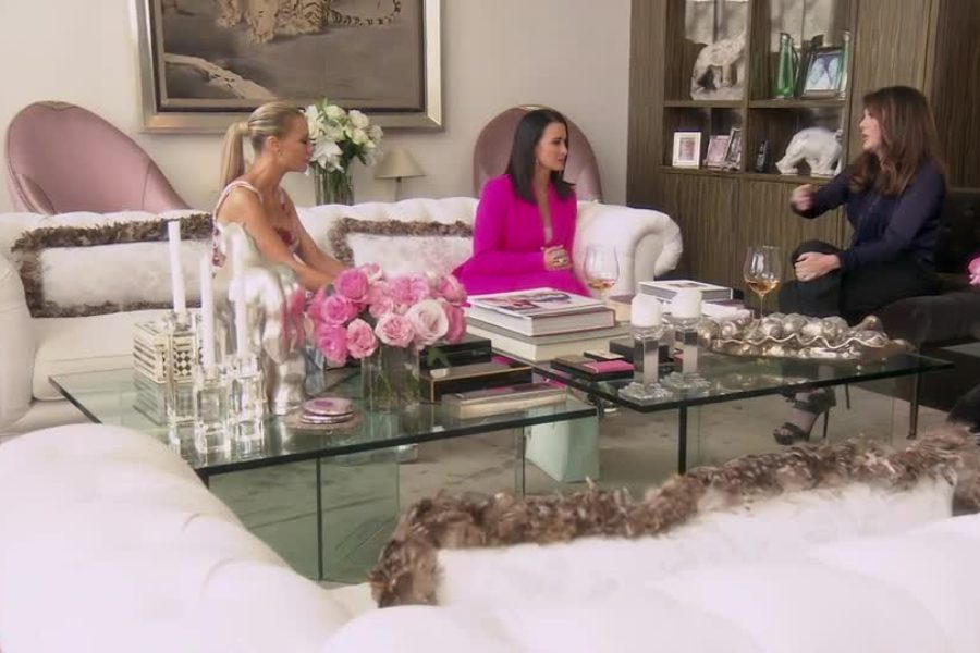 Dorit Kemsley Learns About Teddi Mellencamp Arroyave's Text Message