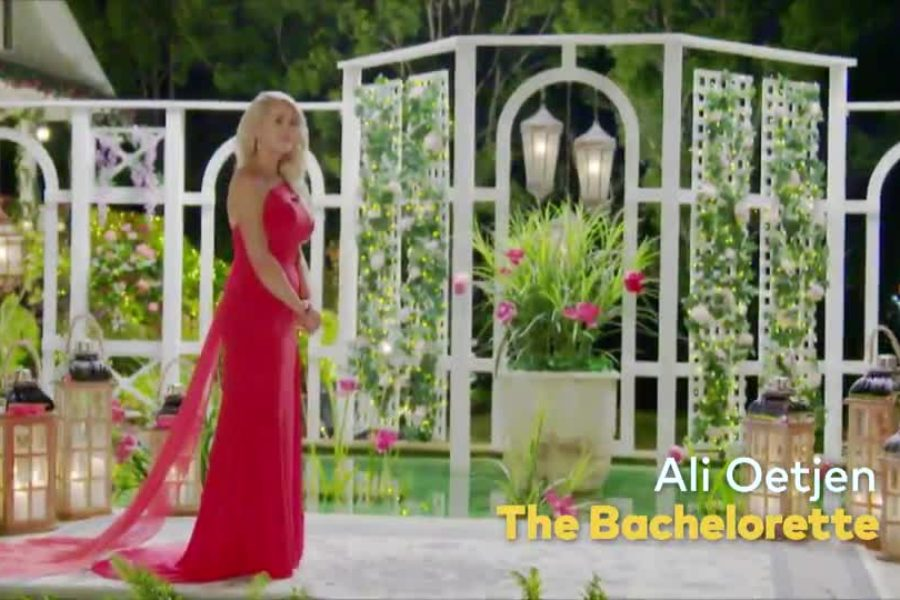 The Bachelorette Australia: Ali's First Impressions